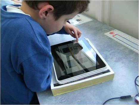 iPads for Education | Case Studies | Warringa Park School | Digital technologies for Special Needs Students | Scoop.it