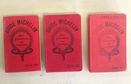 Michelin Wire: Three Early Michelin Guides Fetch €25,000 at Auction | Food & chefs | Scoop.it