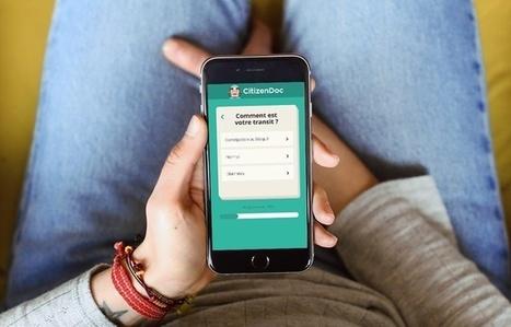 Santé connectée: Trois applications qui facilitent la vie des patients | Marketing & Hôpital | Scoop.it