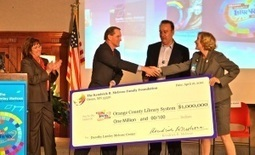 Orlando Library Donation to Build Creative Technology Center | LibraryLinks LiensBiblio | Scoop.it