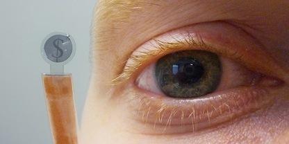 Bientôt des lentilles de contact avec écran LCD intégré | Innovations Technologiques | Scoop.it