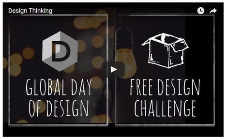 2 Great (and free) Ways to Learn About Design Thinking - @wfryer @spencerideas #k12onlineconf | iPads, MakerEd and More  in Education | Scoop.it