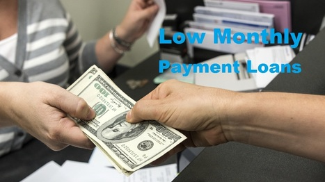 Loans For Bad Credit With Monthly Payments >> Monthly Payment Loans Scoop It