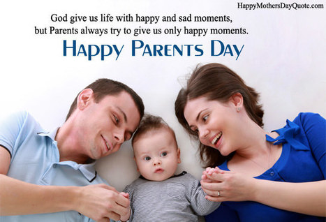 Happy Parents Day In Quotes Status Scoopit