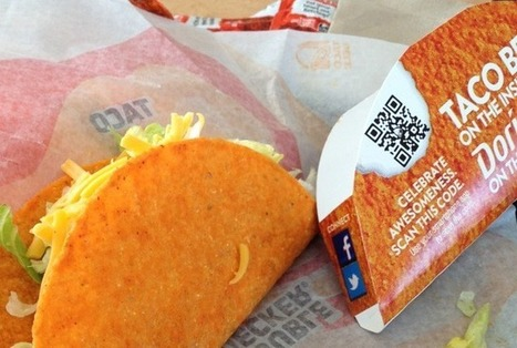 Doritos Locos Tacos: free video content via QRCode | We Are Gurus ... | AniseSmith QR codes | Scoop.it