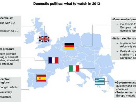 MAP: The State Of European Politics | North America, Europe and SOUTH AMERICA | Scoop.it
