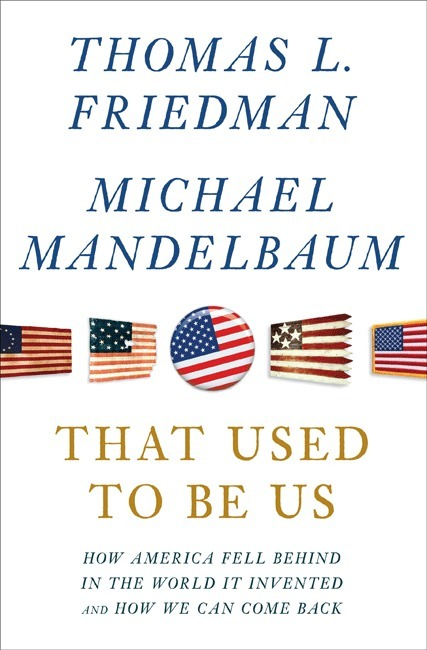 Thomas Friedman To United States: Innovate Or Else   Fast Company   An Eye on New Media   Scoop.it