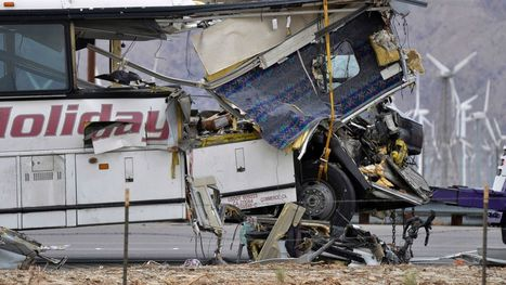 First Lawsuit Filed in Deadly California Bus Crash | California Car Accident and Injury Attorney News | Scoop.it