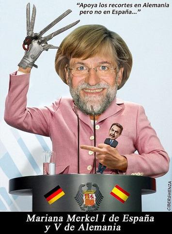 Saltimbanqui (El Circo): Mariano Rajoy el Payaso de Europa | Partido Popular, una visión crítica | Scoop.it