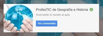 ProfesTIC de Geografía e Historia | Recursos Educativos para ESO, Geografía e Historia | Scoop.it