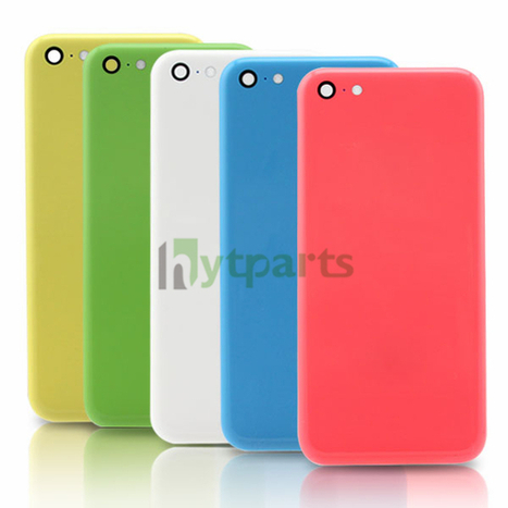 Replacement Plastic Back Housing Battery Cover for iPhone 5C | Fixing or DIY our cell phones by ourselves | Scoop.it