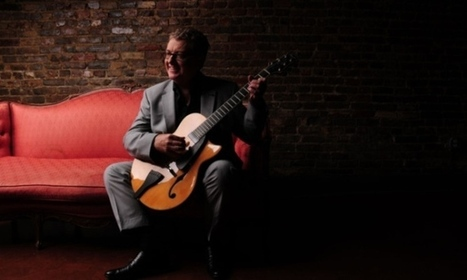 My First and Last: Jazz guitarist Martin Taylor | JazzLife | Scoop.it