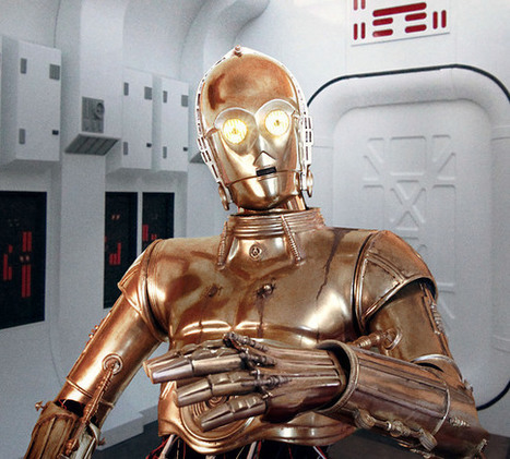 9 Hollywood Robots That Will Never Take Over Content Marketing - Huffington Post   #KESocial   Scoop.it