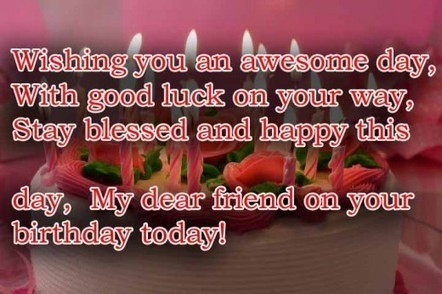 Happy Birthday Wishes English Shayari ~ Birthday quotes cards for best friends happy