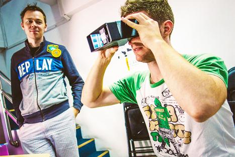 Poppy : un appareil pour transformer votre iPhone en caméra 3D ! | Geekerie&co | Scoop.it