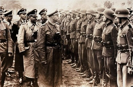 Chilling extracts from Himmler Diaries found in Russia | World at War | Scoop.it