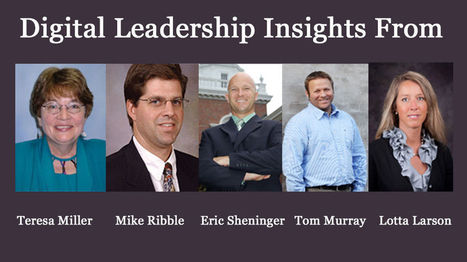 Things Every Principal and Administrator Must Know To Be a Digital Leader - EdTechReview™ (ETR) | Edtech PK-12 | Scoop.it