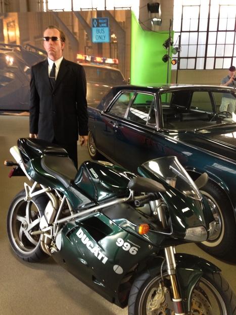 Matrix Reloaded   Ducati & Italian Bikes   Scoop.it