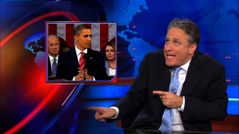Daily Show: On Topic - Politicians Speak - Speeches | Gov & Law Current Events!! | Scoop.it