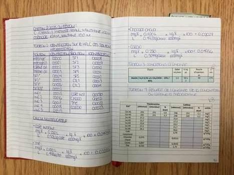 Un carnet de laboratoire électronique (CLÉ) avec Moodle | Récits | Publications | Profweb | mOOdle_ation[s] | Scoop.it