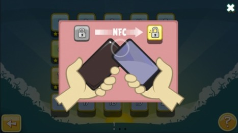 Rovio To Launch Angry Birds Free with Magic, Requires NFC To Unlock Levels   Connected Creativity   Scoop.it