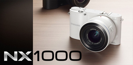 Samsung NX20, NX210 and NX1000 now official | Photography News | Scoop.it