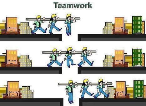 TeamWork. | E-Mind : Matérialise vos idées | Scoop.it