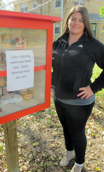 A New Type Of Food Pantry Is Sprouting In Yards Across America | Conetica | Scoop.it