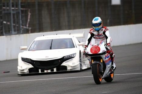 MotoGP - Ο Alonso οδήγησε MotoGP Honda! | MotoGP World | Scoop.it