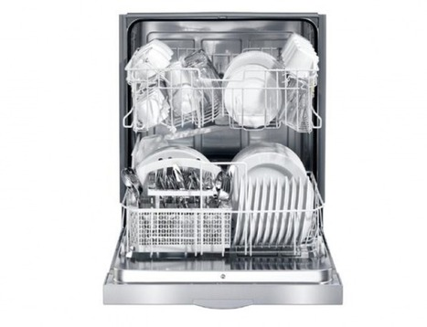 10 Easy Pieces: Front-Loading Dishwashers | Interior & Decor | Scoop.it