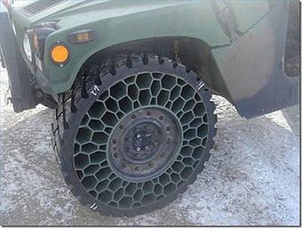 Le pneu Michelin Tweel - Le blogue automobile de Daniel Paré ... | pneus moins cher | Scoop.it