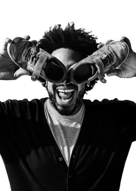 Manifeste pour libérer la photo d'entreprise | Photographer: Serge Bouvet | BLACK AND WHITE | Scoop.it