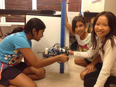 Girls and Robotics | STEM Connections | Scoop.it