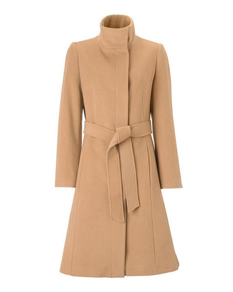 Winter Must-Have: Funnel Neck Belted Coat • Jigsaw Says Blog | Womens Fashion | Scoop.it