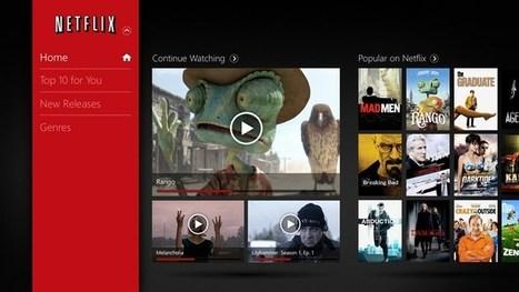 Netflix app for Windows 8 and Windows RT receives minor update | WinBeta | Windows 8 Hacks | Scoop.it