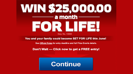 PCH WIN $2,500 a Week Forever - Enter PCH Sweep