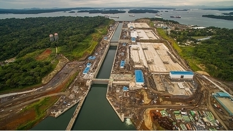 Panama to Open $5.3B Canal Expansion June 26 or 'Lose Face' | Global Logistics Trends and News | Scoop.it