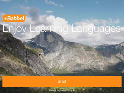 Learn Languages The Easy And Fun Way With Babbel's New iOS App -- AppAdvice | Aprendiendo a Distancia | Scoop.it