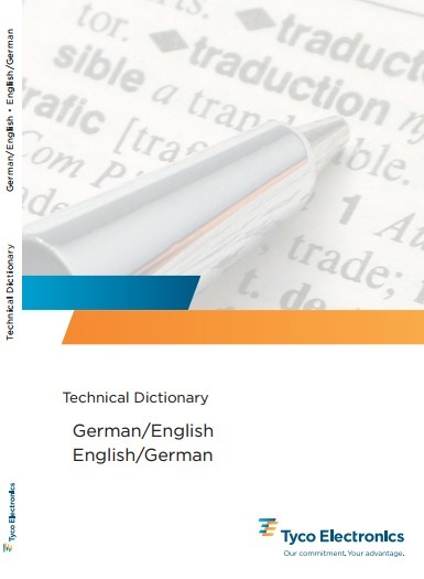 Pdf technical dictionary