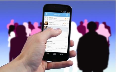 Dossier/Tutoriel : Bien utiliser son répertoire (envoyer un texto groupé) | Geeks | Scoop.it