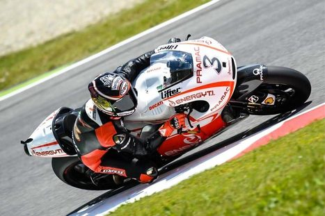 MotoGP: Biaggi's First Day of Ducati Testing | Ductalk Ducati News | Scoop.it