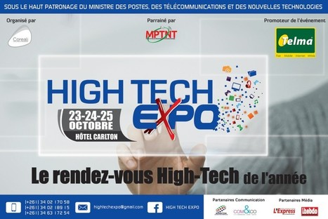 "Madagascar : ""High Tech Expo"", le salon NTIC 
