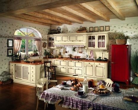 Cuisine de style italien meubles de cuisine déco maison meuble cuisine et tout