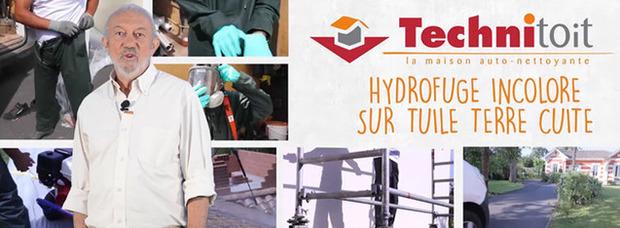 (VIDÉO) Comment rénover une toiture terre cuite avec un hydrofuge incolore ? | La Revue de Technitoit | Scoop.it