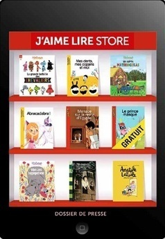 J'aime Lire Store de Bayard : l'application est lancée | LibraryLinks LiensBiblio | Scoop.it