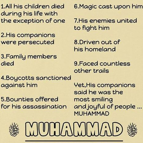 Muhammad S.A.W | Quran Online | Scoop.it