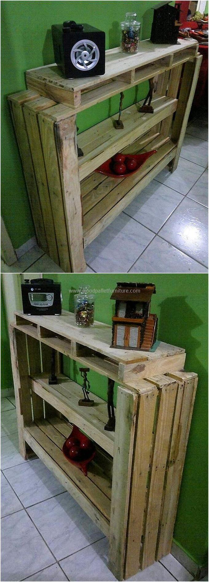 Pallet Projects Creative Ideas for Wooden