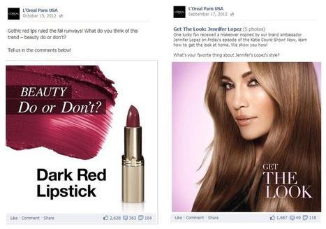 L'Oréal on Social Media – 3 Ideas Worth Stealing | Social Media | Scoop.it