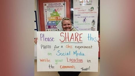 How One Teacher Gave Her Class a Lesson in Social Media Etiquette - ABC News | In PR & the Media | Scoop.it