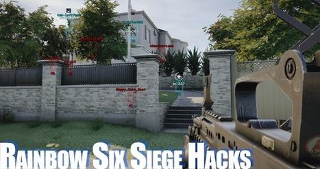 rainbow six siege aimbot hack free